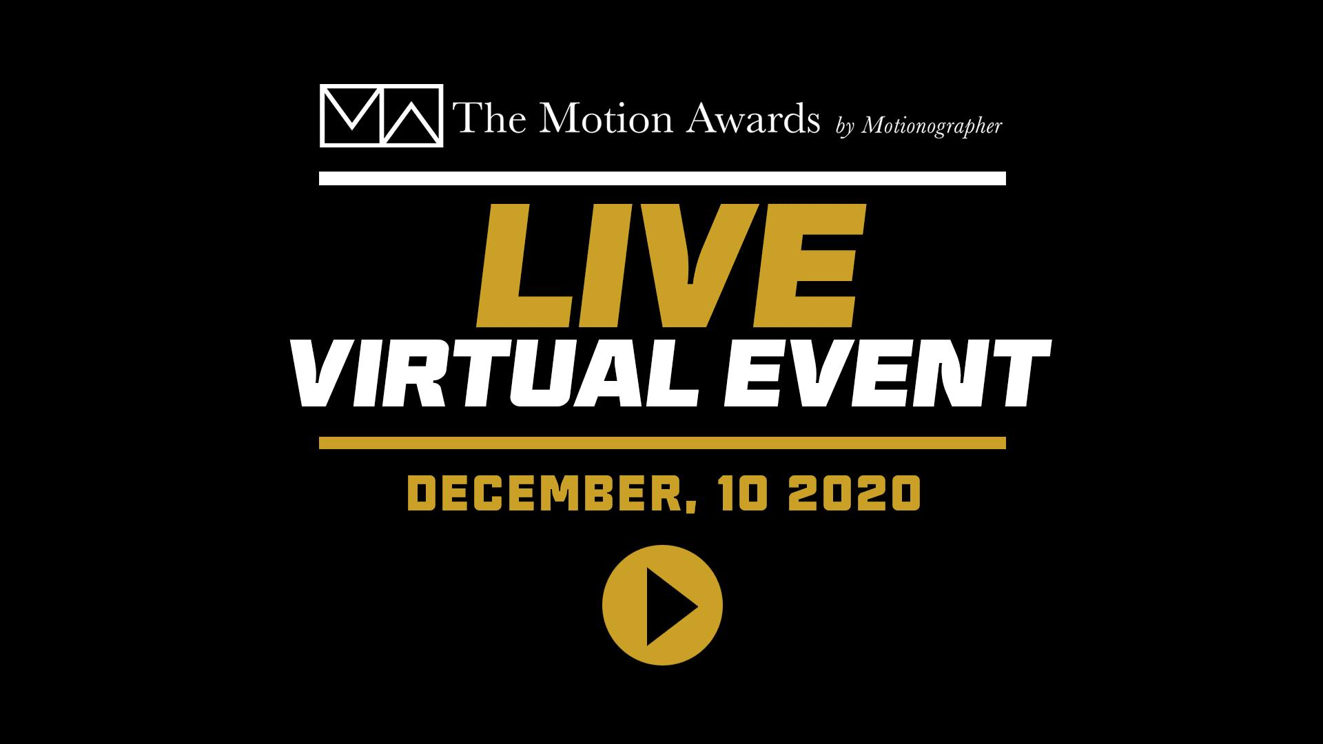 Live Virtual Event